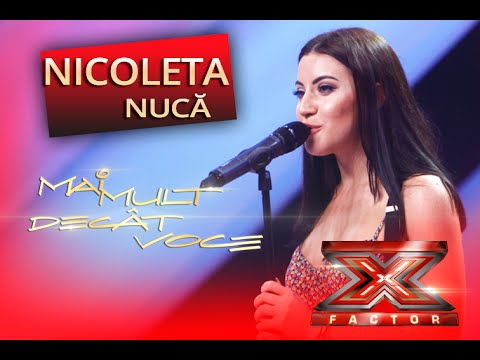this Is A Man's World - James Brown! Vezi Interpretarea Nicoletei Nucă, La X Factor! video