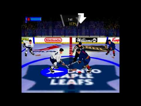 How About? - Wayne Gretzky's 3D Hockey