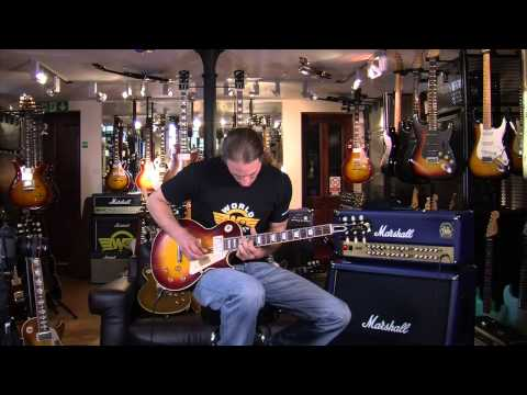 Gibson Demo including Collectors Choice #11 'Rosie' with Jeff and Jay