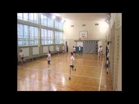 Trening Piłki Ręcznej