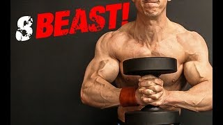 The 8 BEST Dumbbell Exercises...Made Better!! (NEW)