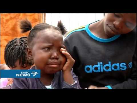 Health, long-life among wishes for a little girl in Katlehong