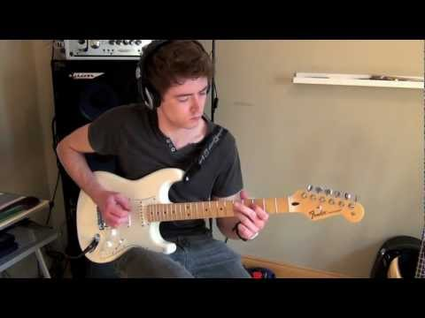 Guthrie Govan Larry Carlton solo - Colm Lindsay