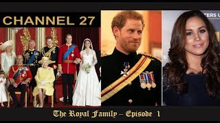 They Royal Family - Episode 1 Prince Harry and Meghan Markle Vedic Astrology & Numerology