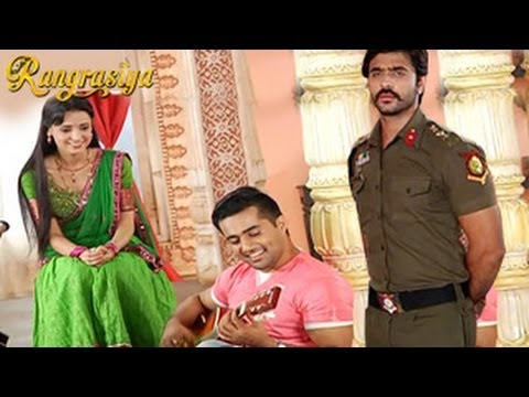 NEW EVIL TRACK in Rudra & Paro's Rangrasiya 10th July 2014 FULL EPISODE HD