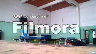 Table Tennis Training 5.1.2016