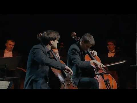 2CELLOS - We Found Love - Rihanna ft. Calvin Harris [LIVE VIDEO] Music Videos