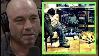 Joe Rogan | Homeless People Are Hanging Out at Starbucks