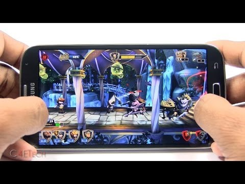 Top 10 Free Android Games March 2014 (shown on the Galaxy S4) Games4Droid #14