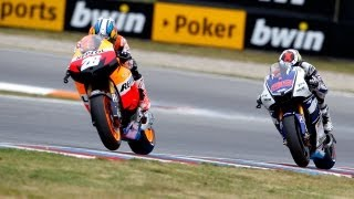 Best Battles: Dani Pedrosa vs Jorge Lorenzo in Brno