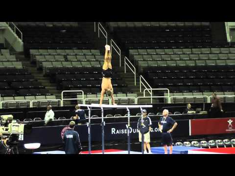 Sam Mikulak- PT