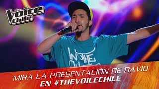The Voice Chile | David Godoy - Mágico