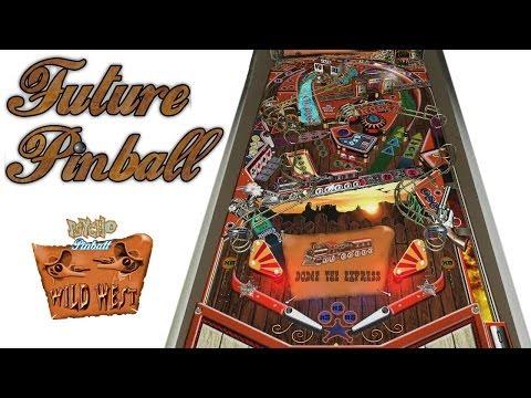 Future Pinball - Psycho Pinball: Wild West - Score: 84,549,960