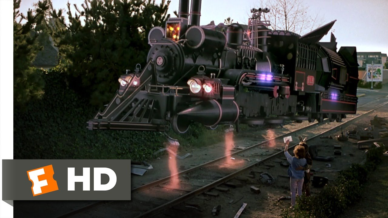 [Back to the Future Part 3 (10/10) Movie CLIP - Your Future] Video