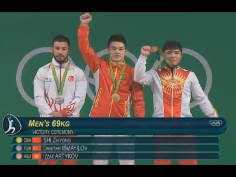 ZHIYONG SHI WINS GOLD MEDAL MEN'S WEIGHTLIFTING 69KG RIO OLYMPICS 2016 MY THOUGHTS REVIEW