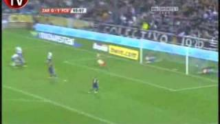 Goal of The 2010 Spanish League Liga BBVA