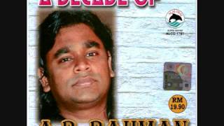 12 SONGS FROM A DECADE OF A R  RAHMAN FROM TAMIL MOVIES