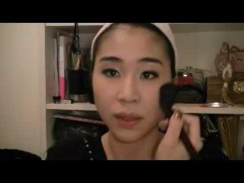 Makeup Secret 陰影瘦面方法 Shading