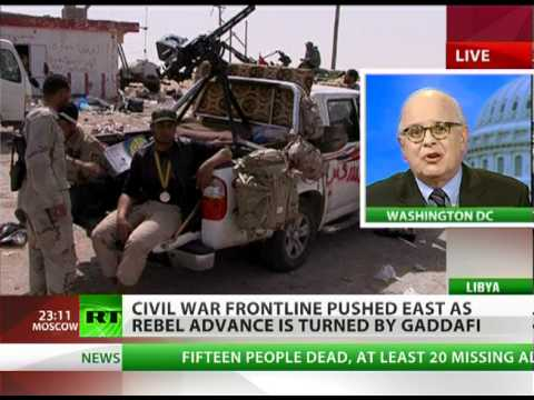 Webster Tarpley: Al Qaeda does US dirty work in Libya