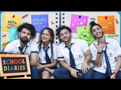 School Diaries | Harsh Beniwal