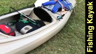 Future Beach voyager Angler Kayak Review
