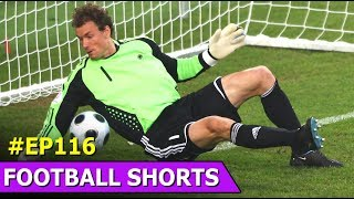 Confusion over jens lehmann | 2008 European Football Championship | Football Shorts  | Episode 116