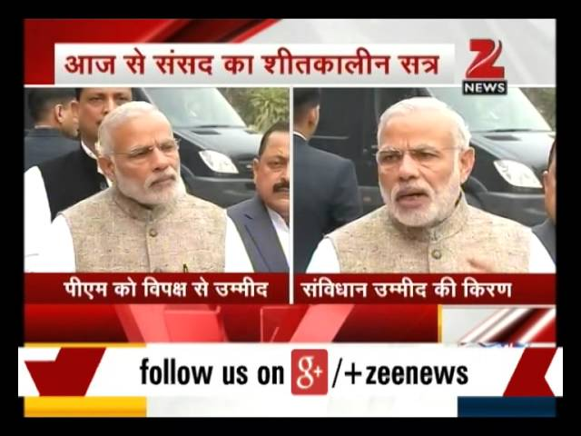 India's Constitution a ray of hope for country, says PM Modi