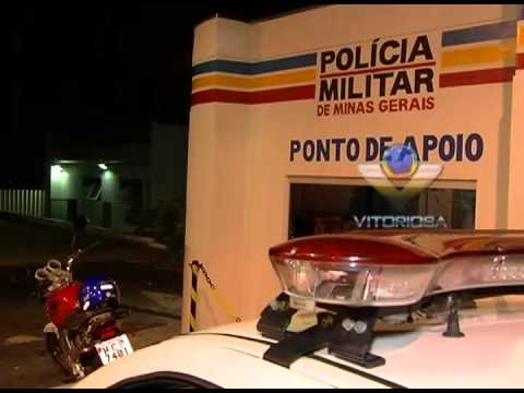 Moto produto de crime é encontrada no bairro Brasil