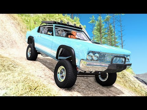 Off Road Crashes & Fails #34 – BeamNG Drive | CrashBoomPunk