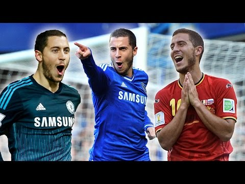 10 Things You Didn't Know About Eden Hazard