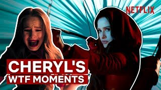 Cheryl Blossom's WTF Moments From Riverdale