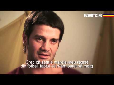 EuSunt12 | Cristi Chivu vorbeste despre momentul in care a trebuit sa renunte la fotbal