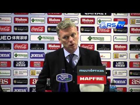 David Moyes, ENG. Getafe CF 0 - 1 Real Sociedad 0 2015/03/16
