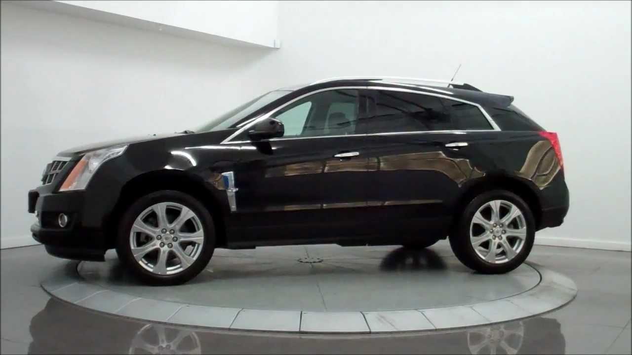 2010 Cadillac SRX4 AWD Luxury - YouTube