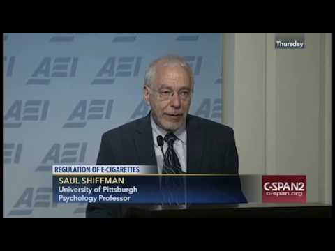 FDA Regulating E Cigarettes Out of Existence Mitch Zeller C SPAN