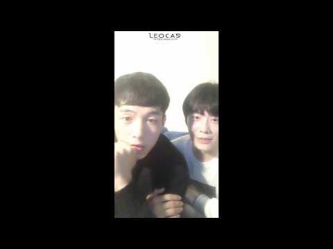 NO SUB 161015 Meipai - Leo&Lucas
