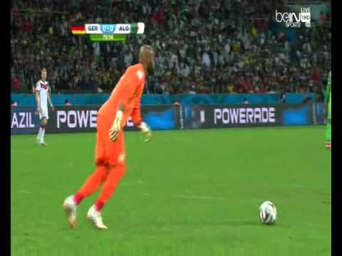 Germany vs Algeria 2 1