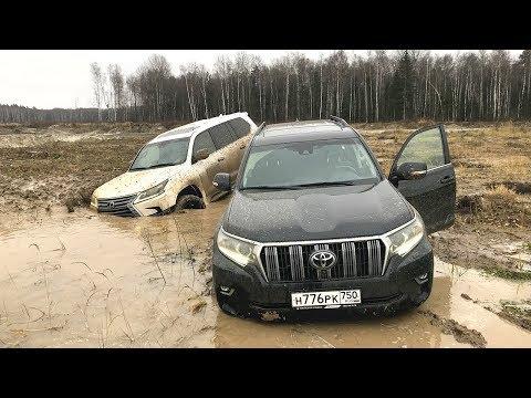 Утопили Lexus LX за 7 000 000р. и лучший гаджет для офф-роуда