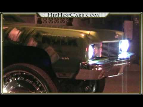 Donk Cars, Black Bike Week Edition, Clip 2 by HipHopCars.com Video