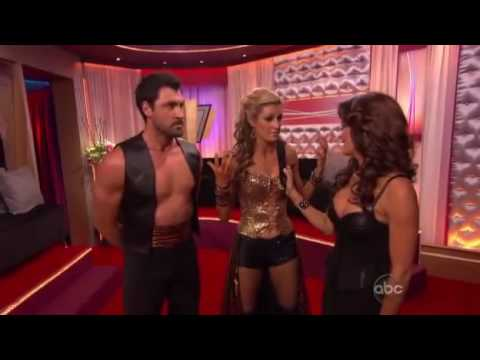 Dancing With The Stars Season 10 Week 9: Erin Andrews & Maksim Chmerkovskiy - Paso Doble