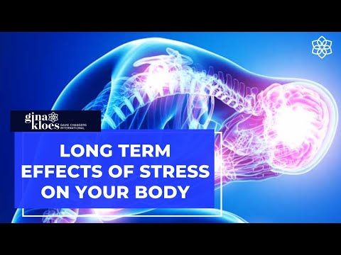 Long Term Effects of Stress on Your Body
