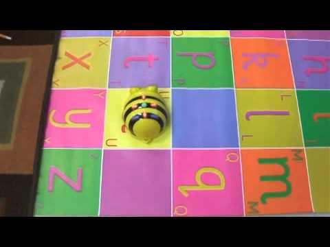 Robotic Spelling Bee