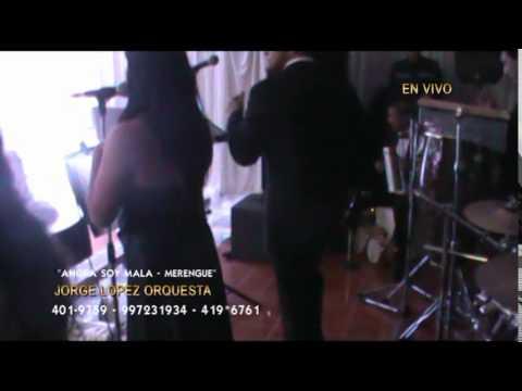 ORQUESTAS LIMA PERU T 4019759 AHORA SOY MALA MERENGUE
