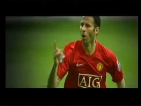 Ryan Giggs Running Down The Wing