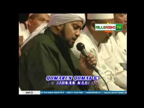 Qomarun ~ PPHM Ngunut Tulungagung Bersholawat Bersama Habib Syech