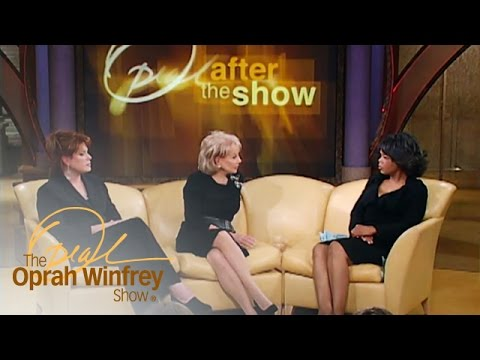Barbara Walters: Be So Good That You Become Invaluable | The Oprah Winfrey Show | OWN