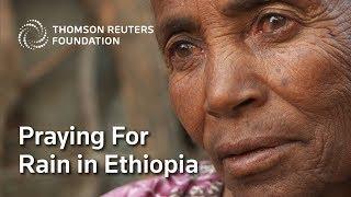 Praying for rain in Ethiopia