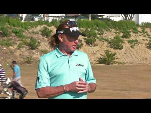 Miguel Ángel Jiménez Golf Academy - Ritmo en el Putt