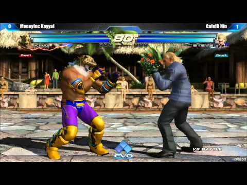 EVO 2013 Tekken Tag Tournament 2 Top 8