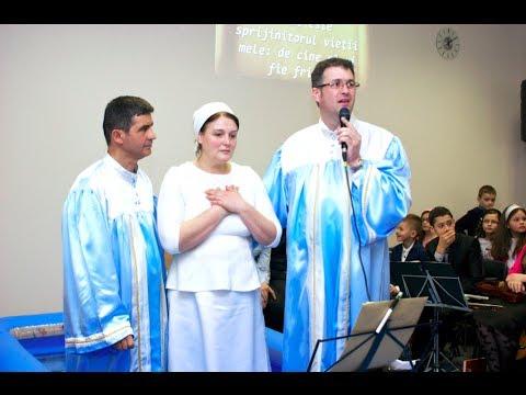 2/2 Botez in Apa Biserica Betesda (2014)